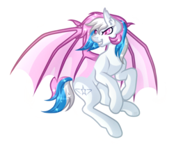 Size: 4361x3603 | Tagged: safe, artist:amazing-artsong, oc, oc only, oc:starbit, bat pony, pony, absurd resolution, colored pupils, colored wings, female, mare, simple background, solo, transparent background