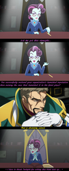 Size: 640x1590 | Tagged: safe, edit, screencap, principal abacus cinch, equestria girls, friendship games, cinchelion, crack shipping, crossover, crossover shipping, female, male, mobile suit gundam iron-blooded orphans, reputation, rustal elion, screencap comic, shipping, spoilers for another series, straight