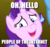 Size: 736x692   Tagged: safe, edit, edited screencap, screencap, starlight glimmer, pony, unicorn, no second prances, abashed, breaking the fourth wall, cropped, faic, female, fourth wall, hello, image macro, looking at you, mare, meme, open mouth, reaction image, smiling, solo, surprised, talking, uncertain