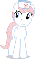 Size: 7000x11698 | Tagged: safe, artist:luckreza8, nurse redheart, earth pony, pony, a flurry of emotions, .svg available, absurd resolution, cute, female, mare, nurse, simple background, solo, transparent background, vector