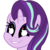 Size: 5023x5023   Tagged: safe, artist:narmet, starlight glimmer, pony, equestria girls, mirror magic, spoiler:eqg specials, absurd resolution, big eyes, cute, faic, female, glimmerbetes, glimmie, grin, heart eyes, simple background, smiling, solo, starry eyes, transparent background, vector, wingding eyes