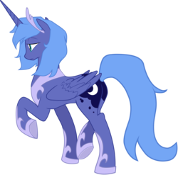 Size: 5000x4933   Tagged: dead source, safe, artist:doppelsoldner, artist:egophiliac, princess luna, alicorn, pony, absurd resolution, crown, female, hoof shoes, jewelry, mare, peytral, regalia, s1 luna, simple background, solo, transparent background, vector, vector trace