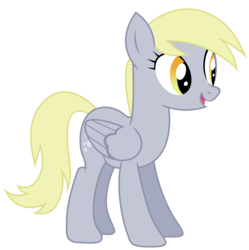 Size: 4897x4924 | Tagged: absurd res, artist:kooner-cz, artist:maximillianveers, derpy hooves, female, mare, pegasus, pony, safe, simple background, solo, transparent background, vector