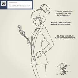 Size: 1000x1000 | Tagged: safe, artist:deltalima, twilight sparkle, human, artificial hands, dialogue, humanized, tumblr