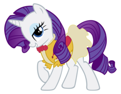 Size: 5213x4067 | Tagged: safe, artist:ocarina0ftimelord, rarity, pony, unicorn, sweet and elite, absurd resolution, bedroom eyes, clothes, dress, female, mare, simple background, solo, transparent background, vector, vector trace