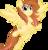 Size: 1024x1077   Tagged: safe, artist:kellythedrawinguni, oc, oc only, oc:milana roseta, pegasus, pony, female, flying, mare, simple background, solo, transparent background, underhoof