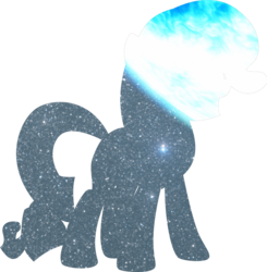 Size: 1059x1080 | Tagged: artist:iknowpony, castle sweet castle, rarity, safe, silhouette, simple background, solo, transparent background