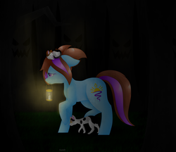 Size: 1390x1200 | Tagged: artist:pinkpearlmlp, candle, cat, earth pony, female, floppy ears, mare, mouth hold, oc, oc:dawn, pony, safe, sleeping, walking
