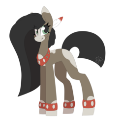 Size: 1024x1005 | Tagged: artist:datboikeanu, earth pony, female, mare, oc, oc:nova, pony, safe, simple background, solo, transparent background