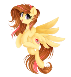Size: 3021x3256 | Tagged: safe, artist:starartcreations, oc, oc only, oc:milana roseta, pegasus, pony, female, mare, simple background, solo, transparent background