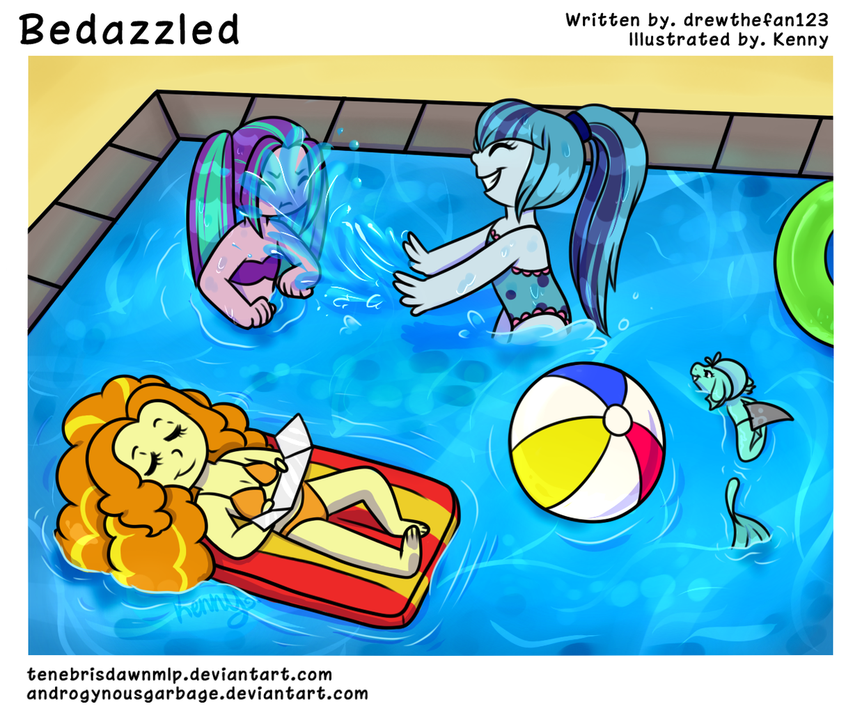 what does bedazzled mean