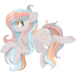 Size: 2048x2048 | Tagged: artist:cinnamontee, earth pony, female, high res, mare, oc, oc only, oc:sundance melody, pony, safe, simple background, solo, transparent background