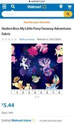 Size: 750x1249   Tagged: safe, applejack, fluttershy, pinkie pie, rainbow dash, rarity, spike, twilight sparkle, alicorn, pony, puffer fish, seapony (g4), my little pony: the movie, cute, fabric, ios, mane seven, mane six, merchandise, screenshots, seaponified, seapony applejack, seapony fluttershy, seapony pinkie pie, seapony rainbow dash, seapony rarity, seapony twilight, species swap, spike the pufferfish, that pony sure does love being a seapony, twilight sparkle (alicorn), walmart