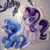 Size: 2048x2048 | Tagged: safe, artist:dawnfire, starlight glimmer, trixie, pony, unicorn, cute, duo, irl, lidded eyes, looking at you, photo, smiling