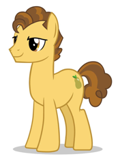 Size: 176x235 | Tagged: equestria daily, grand pear, pony, safe, solo, the perfect pear, younger, young grand pear