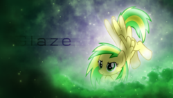 Size: 1920x1080 | Tagged: artist:lazypixel, artist:sgtwaflez, female, oc, oc only, oc:wooden toaster, pony, safe, solo