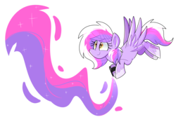 Size: 3000x2000 | Tagged: artist:lynchristina, heart eyes, oc, oc only, oc:sketchbook wonder, pony, safe, simple background, solo, transparent background, wingding eyes