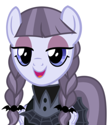 Size: 3324x3838 | Tagged: safe, artist:hendro107, inky rose, pegasus, pony, honest apple, .svg available, clothes, cute, female, inkybetes, mare, simple background, smiling, solo, transparent background, vector