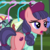 Size: 580x583 | Tagged: safe, screencap, raspberry beret, pony, made in manehattan, cropped, method mares, plot, solo