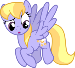 Size: 1154x1044 | Tagged: safe, artist:punzil504, cloud kicker, pegasus, pony, female, flying, mare, open mouth, simple background, solo, transparent background, vector