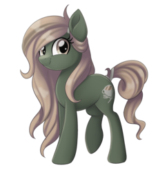 Size: 1470x1607 | Tagged: safe, artist:scarlet-spectrum, oc, oc only, oc:jasmine, earth pony, pony, commission, female, looking at you, mare, simple background, smiling, solo, transparent background