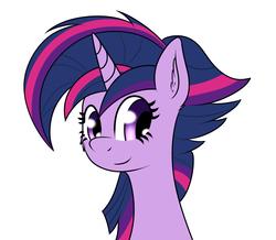 Size: 1144x996   Tagged: safe, artist:zogzor, twilight sparkle, alicorn, pony, alternate hairstyle, atg 2017, female, newbie artist training grounds, punklight sparkle, solo, twilight sparkle (alicorn)