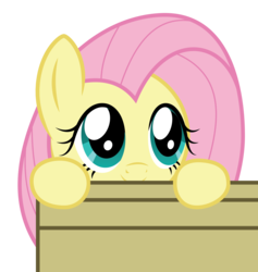 Size: 3241x3420 | Tagged: .ai available, artist:amarthgul, cute, daaaaaaaaaaaw, female, fluttershy, high res, hnnng, mare, peeking, pegasus, pony, safe, shy, shyabetes, simple background, solo, .svg available, transparent background, vector