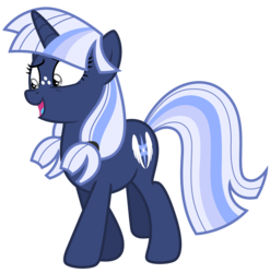 Size: 6474x6561 | Tagged: absurd res, artist:estories, female, mare, oc, oc only, oc:silverlay, pony, safe, simple background, solo, transparent background, unicorn, vector, walking