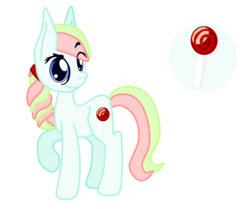 Size: 1346x1127 | Tagged: artist:magnesium--oxide, earth pony, female, magical lesbian spawn, mare, oc, oc only, oc:sugarpop, offspring, parent:bon bon, parent:lyra heartstrings, parents:lyrabon, pony, reference sheet, safe, solo