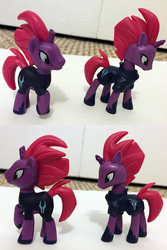 Size: 1280x1920   Tagged: safe, tempest shadow, pony, unicorn, my little pony: the movie, blind bag, comparison, female, mare, solo, target exclusive, toy