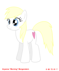 Size: 2000x2400 | Tagged: safe, artist:truffle shine, oc, oc only, oc:aryanne, earth pony, pony, female, heart shaped, simple background, solo, transparent background