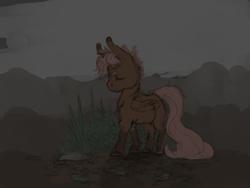Size: 1600x1200 | Tagged: safe, artist:celestiawept, scootaloo, pegasus, pony, female, solo