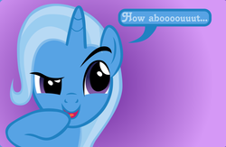 Size: 968x630 | Tagged: safe, artist:navitaserussirus, trixie, pony, unicorn, comic, cropped, female, mare, open mouth
