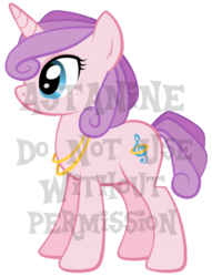 Size: 414x542 | Tagged: safe, artist:petraea, oc, oc only, oc:halo harmony, pony, unicorn, adoptable, female, mare, obtrusive watermark, original character do not steal, simple background, solo, transparent background, vector, watermark