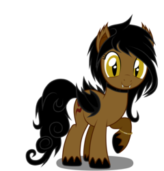 Size: 3500x3650 | Tagged: safe, artist:junkiesnewb, oc, oc only, oc:whirlwind dust, bat pony, vampire, vampony, bat pony oc, bat wings, collar, ear fluff, fangs, female, ring, simple background, solo, transparent background, unshorn fetlocks, vector, wedding ring
