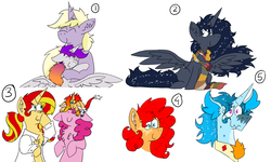 Size: 1024x614 | Tagged: artist:numbuh-27, dinky hooves, female, lesbian, magical lesbian spawn, oc, oc:ash, oc:eggsy, oc:milkyway, offspring, parent:discord, parent:doctor whooves, parent:pinkie pie, parent:princess celestia, parent:princess ember, parent:princess luna, parents:emberlestia, parents:lunawhooves, parents:suncord, parents:sunsetpie, parent:sunset shimmer, pinkie pie, safe, shipping, sunsetpie, sunset shimmer