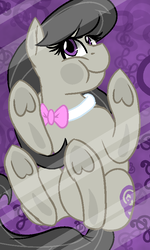 Size: 480x800 | Tagged: against glass, artist:jen-neigh, bowtie, cute, earth pony, female, glass, head turn, looking at you, mare, octavia melody, phone wallpaper, pony, safe, solo, tavibetes, underhoof, wallpaper