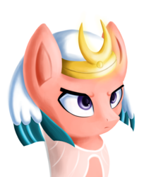 Size: 2424x2742 | Tagged: safe, artist:qbellas, somnambula, pony, daring done?, bust, simple background, solo, transparent background