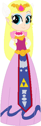 Size: 153x463 | Tagged: artist:ra1nb0wk1tty, artist:user15432, base, base used, clothes, crossover, crown, dhx media, dress, equestria girls, equestria girls-ified, equestria girls style, eyeshadow, gloves, gown, hasbro, hasbro studios, human, hylian, jewelry, legend of zelda wind waker, makeup, necklace, nintendo, princess zelda, regalia, safe, super smash bros., the legend of zelda, toon zelda