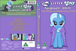 Size: 5836x3923 | Tagged: all bottled up, artist:dashiesparkle, artist:grapefruitface1, barcode, boast busters, case, celestial advice, collection, cutie mark, dhx media, dvd, dvd cover, fake, hasbro studios, kathleen barr, logo, magic duel, no second prances, pony, safe, starlight glimmer, to change a changeling, trixie, twilight sparkle, uncommon bond, updated
