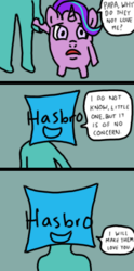 Size: 200x404 | Tagged: 3 panel comic, hasbro, safe, starlight glimmer, text