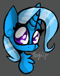 Size: 614x785 | Tagged: artist:carritrap, pony, safe, solo, trixie, unicorn