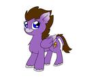 Size: 1024x768 | Tagged: safe, artist:usagi-zakura, oc, oc:ryuusagi, pony, ponified, ponysona