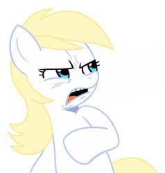 Size: 900x945   Tagged: safe, oc, oc only, oc:aryanne, earth pony, pony, aryan pony, disgusted, ew gay, female, frown, mare, meme, raised hoof, simple background, solo, vector, white background