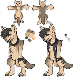 Size: 940x980   Tagged: safe, artist:nootaz, oc, oc only, oc:yena, diamond dog, commission, diamond dog oc, female, female diamond dog, simple background, solo, transparent background