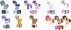 Size: 2918x1238 | Tagged: applejack, artist:serenea-artz, cape, carajack, caramel, celestibra, changepony, cheesepie, cheese sandwich, choker, chryslestia, clothes, dracony, earth pony, female, hybrid, interspecies offspring, king sombra, lesbian, magical lesbian spawn, male, neckerchief, offspring, parent:applejack, parent:caramel, parent:cheese sandwich, parent:good king sombra, parent:king sombra, parent:pinkie pie, parent:prince blueblood, parent:princess cadance, parent:princess celestia, parent:queen chrysalis, parent:rarity, parents:carajack, parents:celestibra, parents:cheesepie, parents:chryslestia, parent:shining armor, parent:spike, parents:rariblood, parents:shiningcadance, parents:sparity, parents:troublejack, parents:twixie, parent:trixie, parent:troubleshoes clyde, parent:twilight sparkle, pegasus, pinkie pie, pony, prince blueblood, princess cadance, princess celestia, queen chrysalis, rariblood, rarity, safe, shining armor, shiningcadance, shipping, simple background, sparity, spike, straight, sweater, transparent background, trixie, troublejack, troubleshoes clyde, twilight sparkle, twixie, unicorn, yoke
