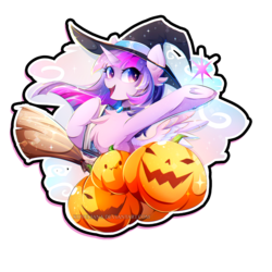 Size: 2200x2200 | Tagged: safe, artist:koveliana, twilight sparkle, alicorn, pony, book, broom, chest fluff, choker, clothes, costume, cute, cute little fangs, ear fluff, element of magic, fangs, female, frog (hoof), halloween, halloween costume, hat, holiday, horn, jack-o-lantern, jewelry, looking at you, mare, open mouth, pendant, pumpkin, raised hoof, simple background, smiling, solo, sparkles, spellbook, transparent background, twilight sparkle (alicorn), underhoof, wings, witch, witch hat