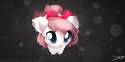 Size: 1280x640   Tagged: safe, artist:sverre93, oc, oc:aurelia freefeather, oc:aurelleah, oc:aurry, pegasus, pony, :p, blushing, bow, chibi, clothes, commission, cute, female, hair bow, happy, looking at you, mare, mlem, ocbetes, silly, smiling, solo, sverre is trying to murder us, tongue out, weapons-grade cute