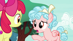 Size: 1280x720 | Tagged: apple bloom, cozy glow, marks for effort, safe, screencap, spoiler:s08e12