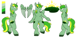 Size: 3000x1500 | Tagged: alicorn, alicorn oc, anthro, artist:cloureed, concept, oc, oc:meadow dawn, ponysuit, reference, safe, simple background, transparent background, unshorn fetlocks